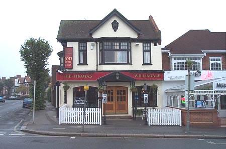 The Thomas Willingale Pub