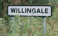 Willingale Sign