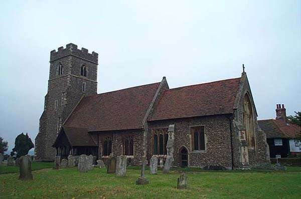 St Christopher's Willingale